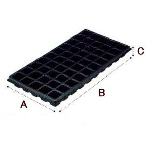画像1: 機械用プラグトレイ(列数:10×20列)